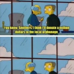Love The Simpsons for moments like this!