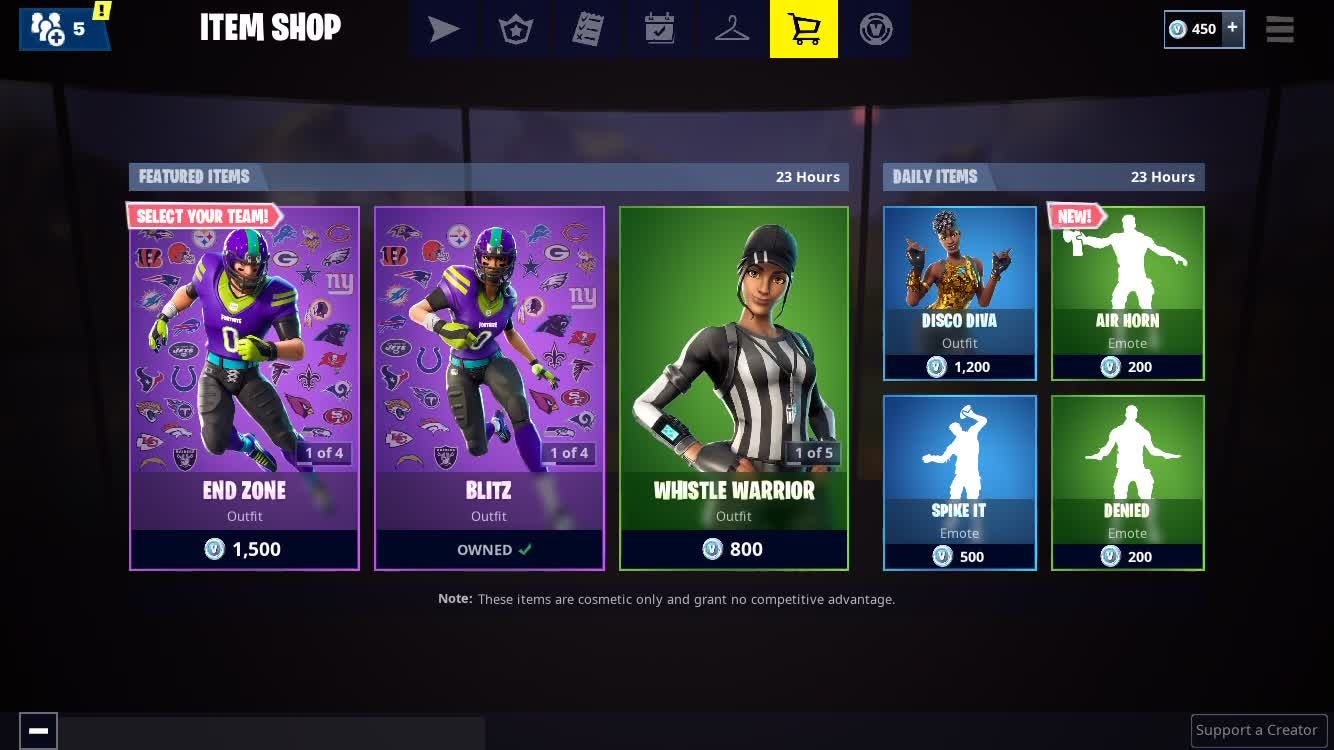 Fortnite: Battle Royale - Thoughts On Today's Item Shop 🤔  video cover image 3