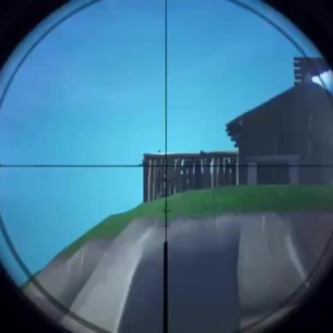 Fortnite: Battle Royale - 250 damage Snipe  video cover image 1