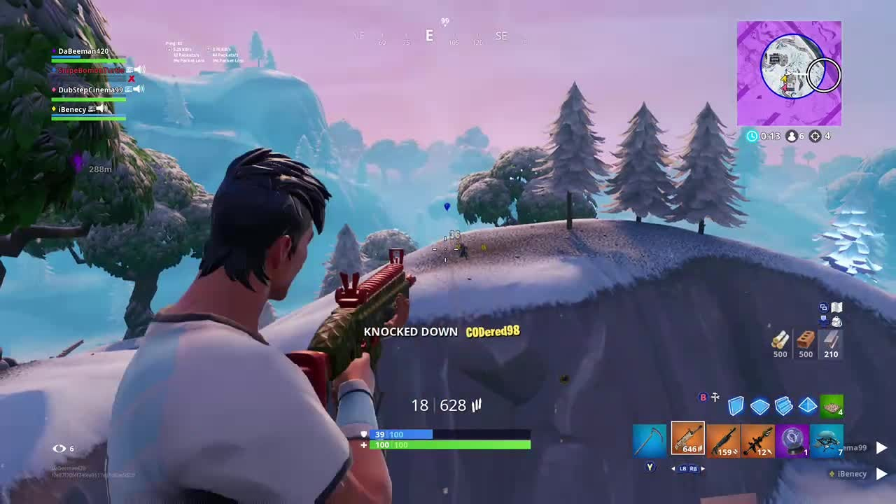 Fortnite: Battle Royale - Got that dub with iBenecey video cover image 1