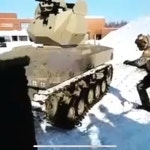 What the Spetsnaz does in their free time...