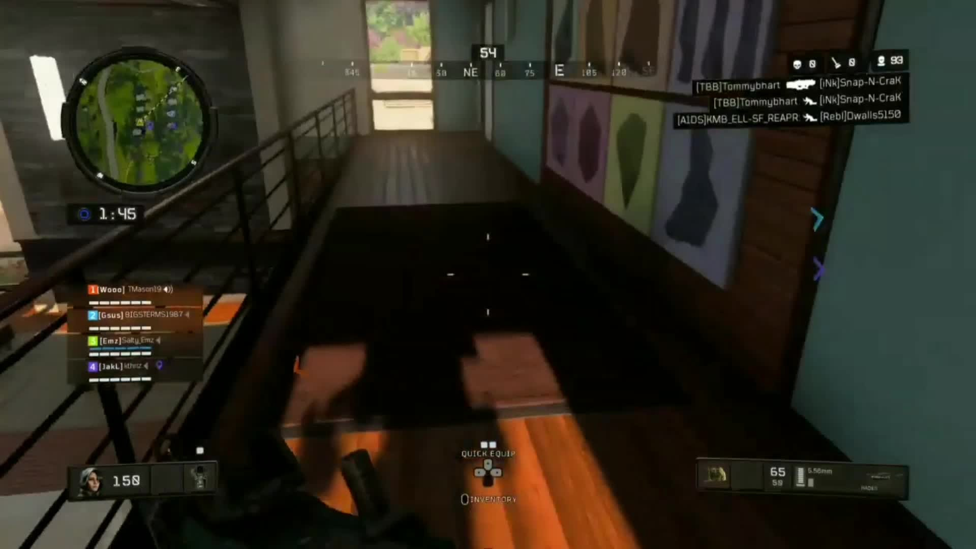 Call of Duty: General - Random kills me for no reason video cover image 1