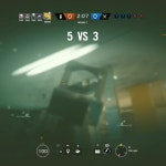 An old Bandit ace that I found in my clips. Enjoy. #rainbowsixsiege