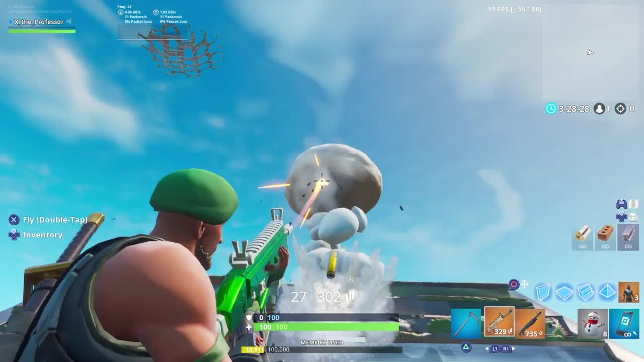 """Fortnite: Battle Royale - Brief preview of my """"90s"""" video cover image 1"""