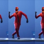 🕺 The other leaked emote (Switch Step)