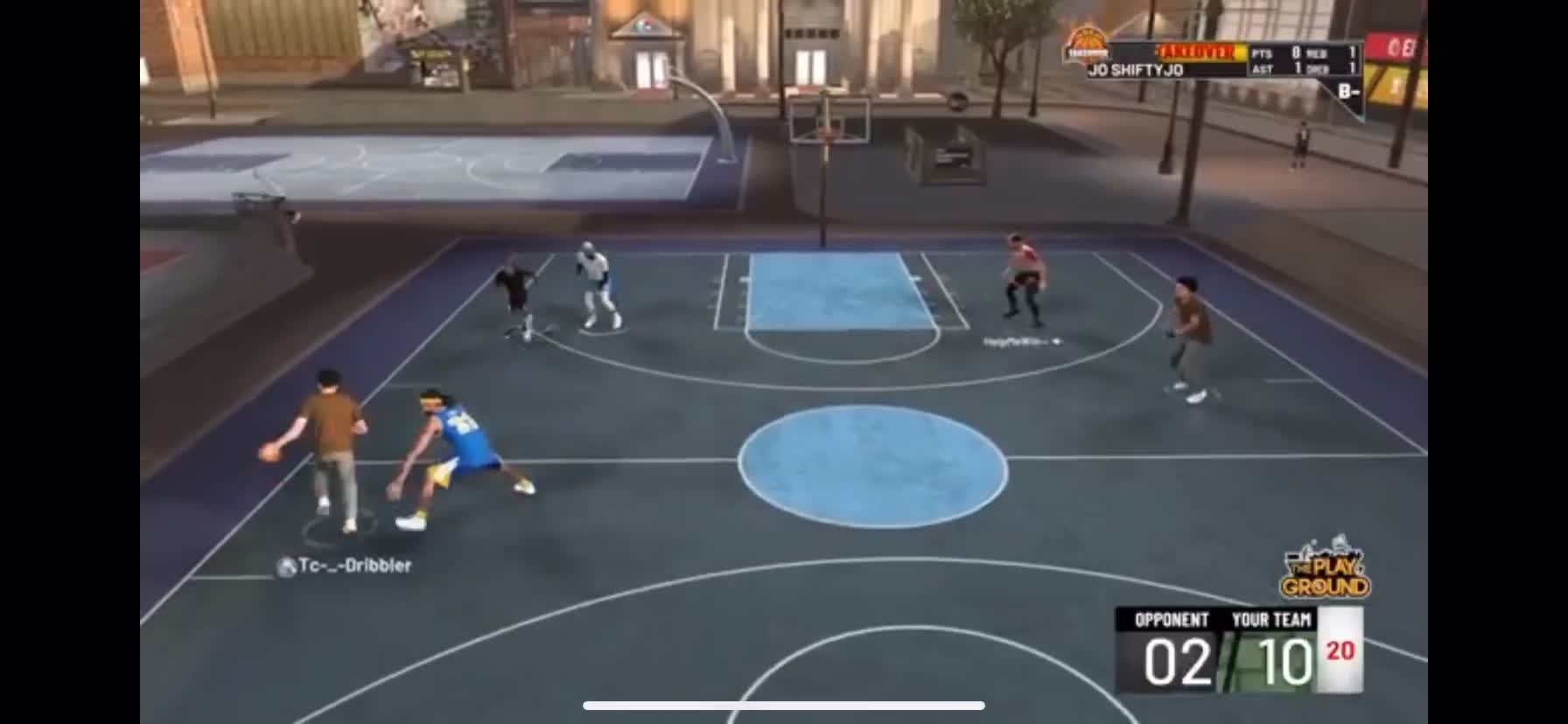 NBA 2K: General - 😒🥶 video cover image 0