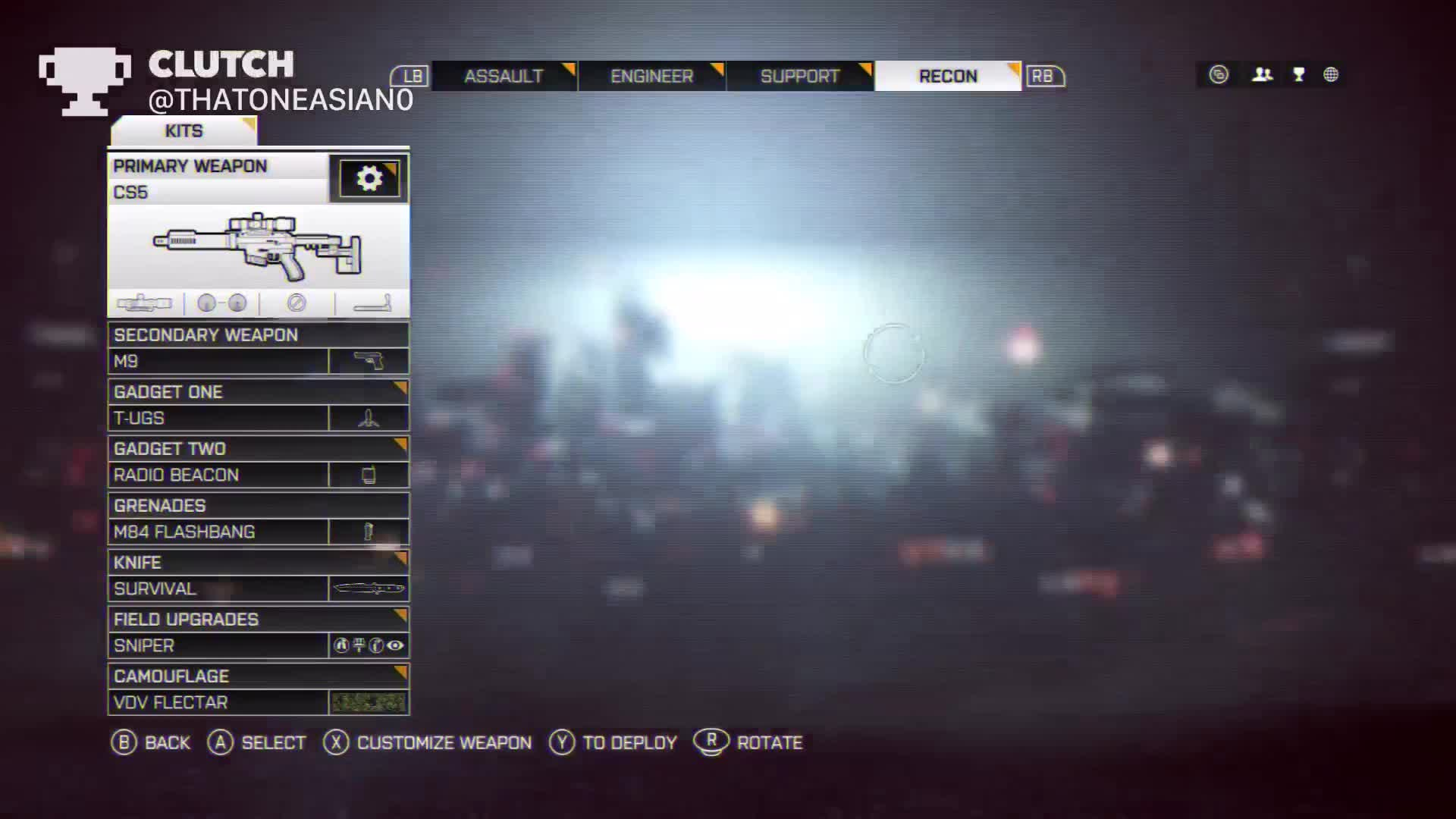 Battlefield: General - Line up  video cover image 0