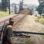 Man Vs Train!!! 😂🤠🏇 SPOILER!! EPIC FAIL!!! 🏃♂️🚂