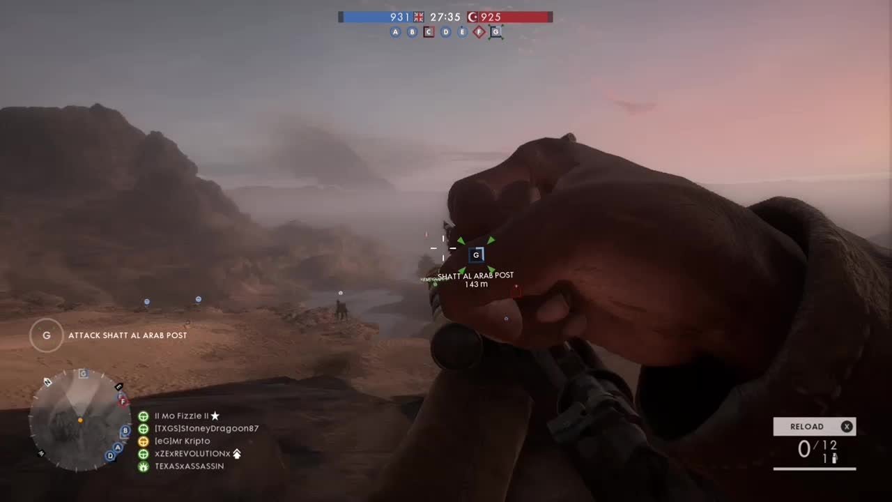 Battlefield: General - Skullcracker 🤯 video cover image 0