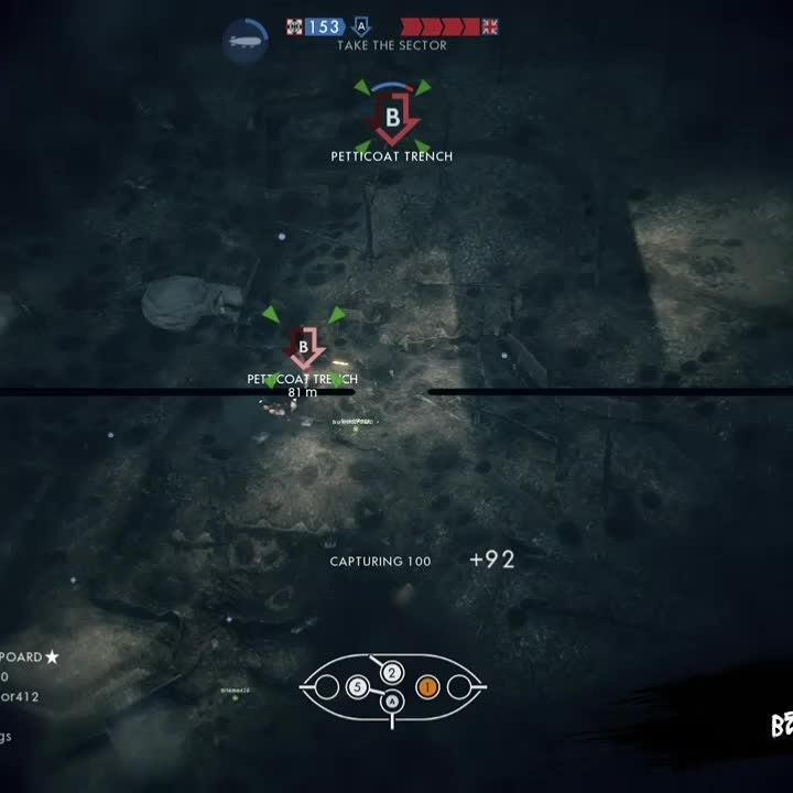 Battlefield: General - 💣💥 Nasty Kill Feed w/ Behemoth  video cover image 0