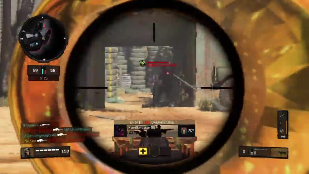 Call of Duty: General - Whats your fav game mode  My one is Bolt-action BareBones video cover image 1