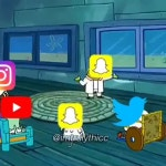 This is all of social media