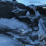 TDM (Out of Bounds) high risk jump on Fjell