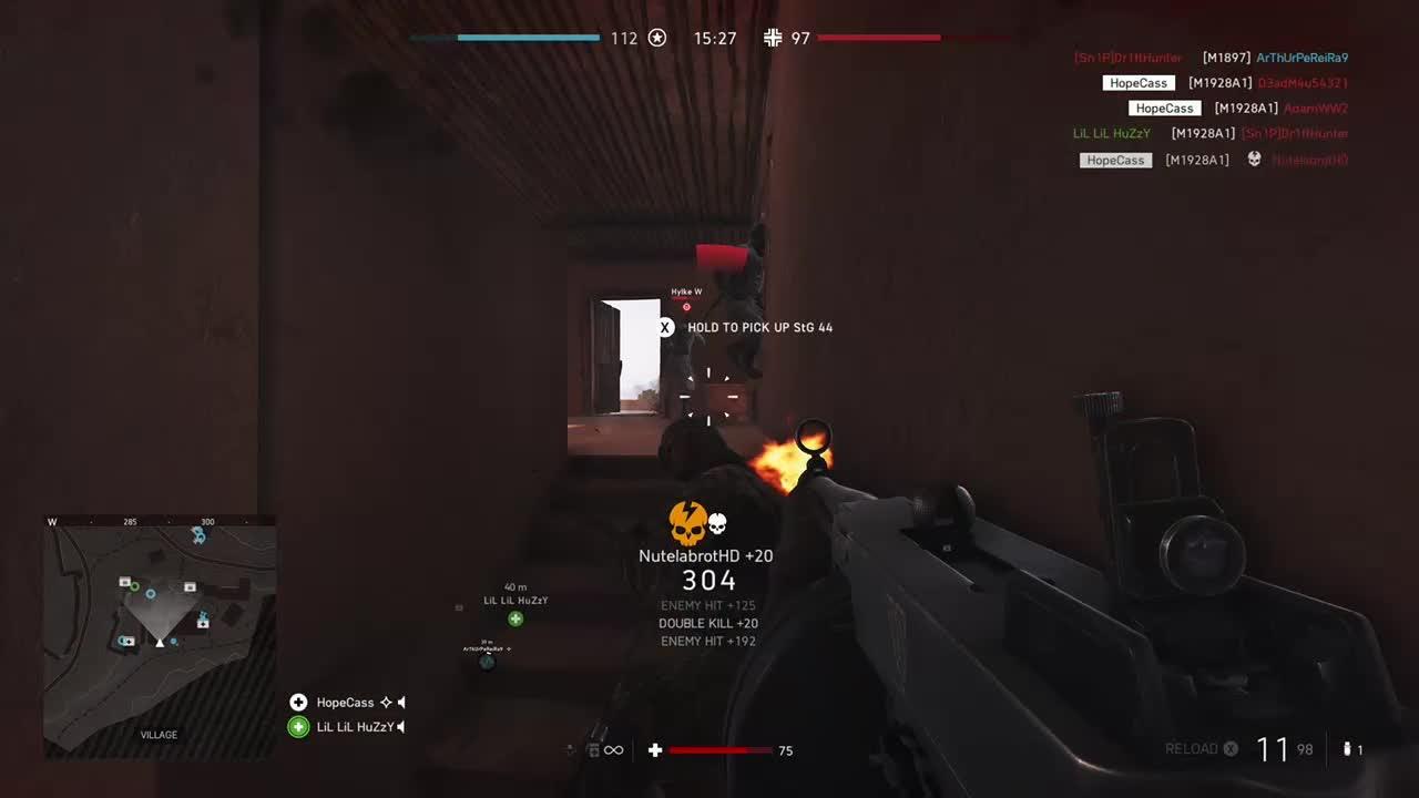 Battlefield: General - TDM Al Sundan Exploit sBug 15 kills video cover image 0