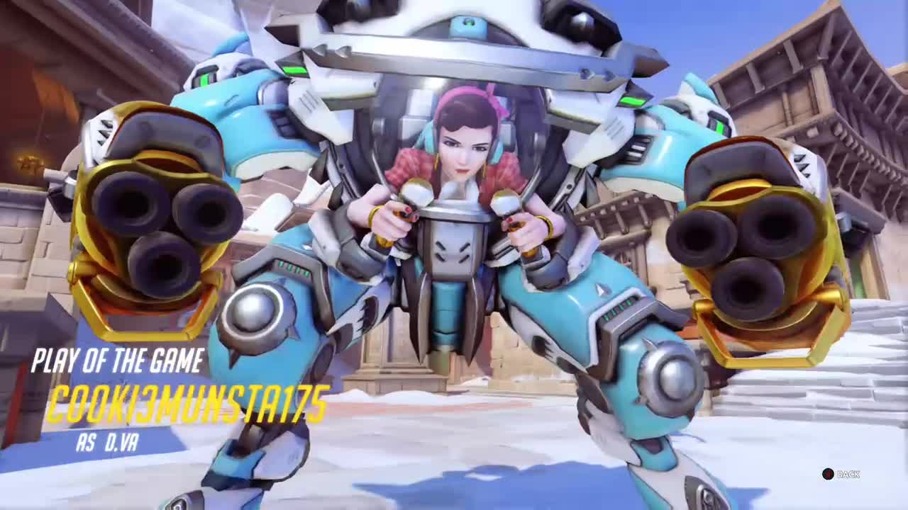 Overwatch: General - You Can't Get Away From Meeeee 😂 video cover image 1