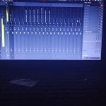 I made a beat