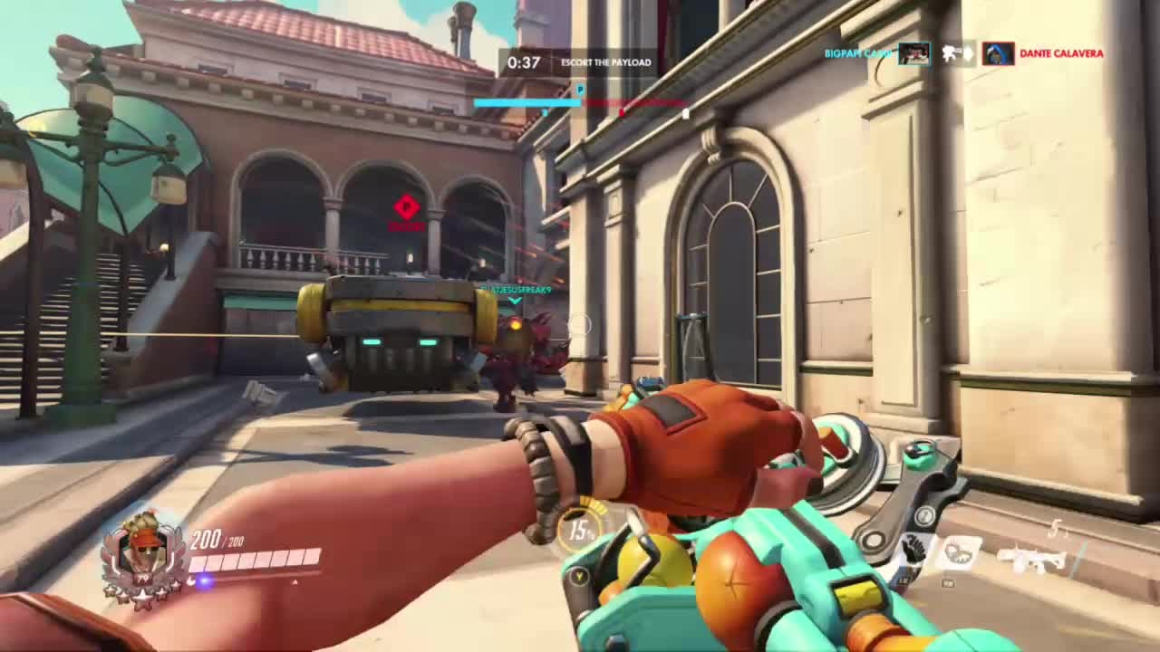 Overwatch: General - Yo this was bad but...  video cover image 1