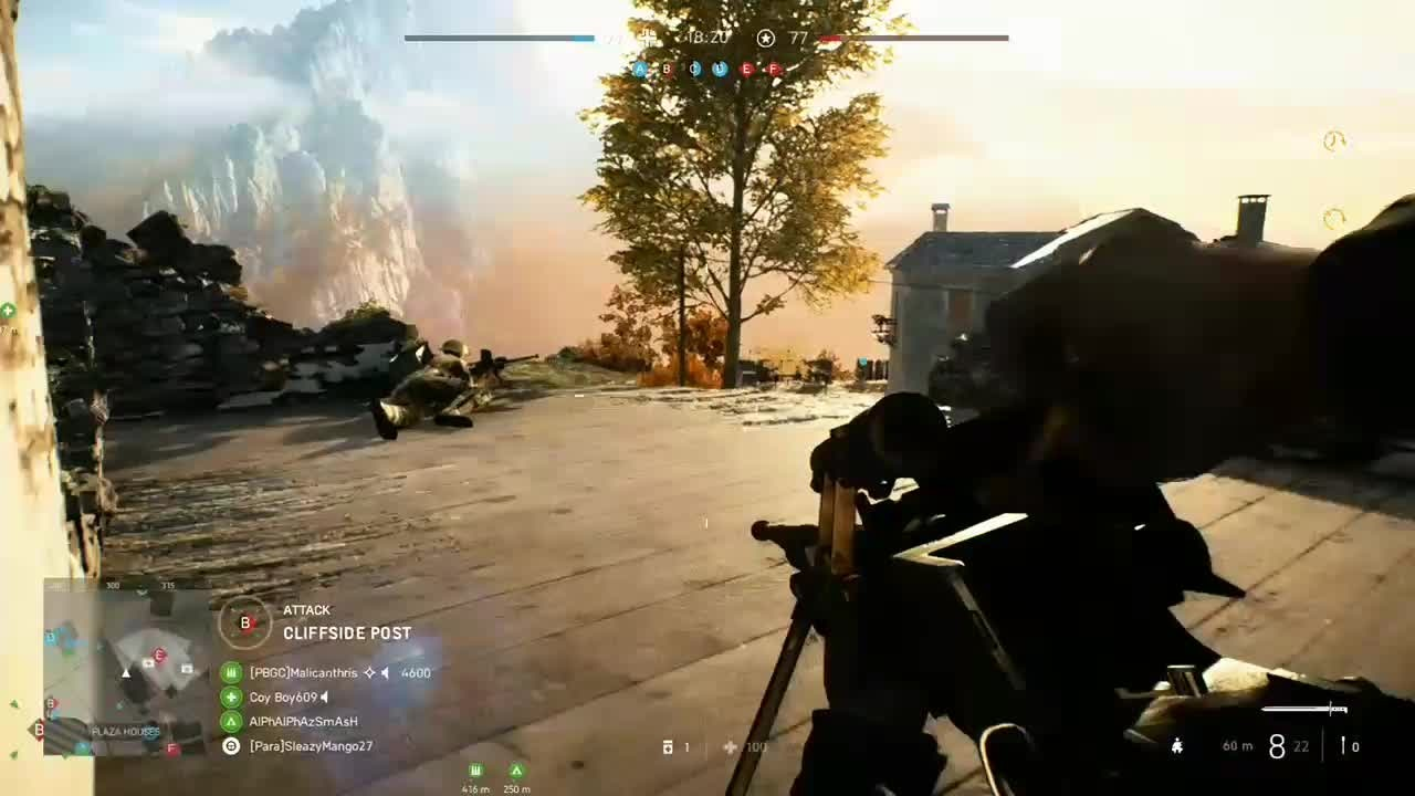 Battlefield: General - How to be the best sniper  video cover image 1