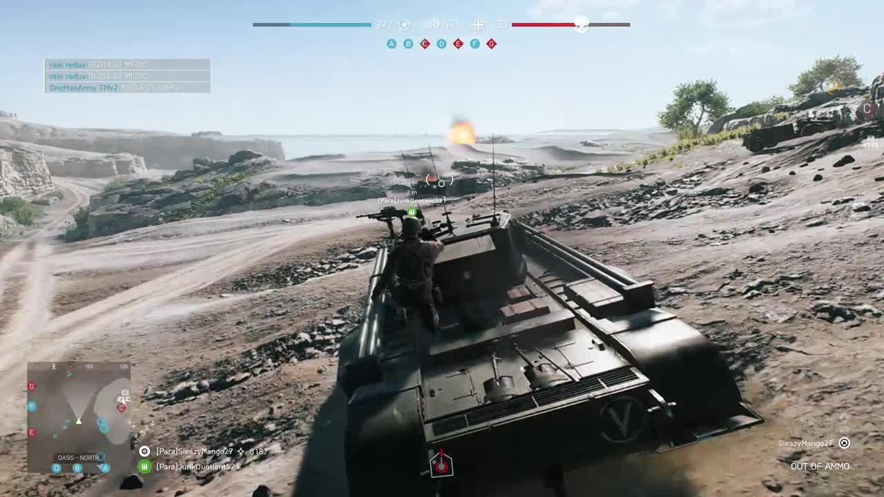 Battlefield: General - Last resort (tanks) video cover image 1