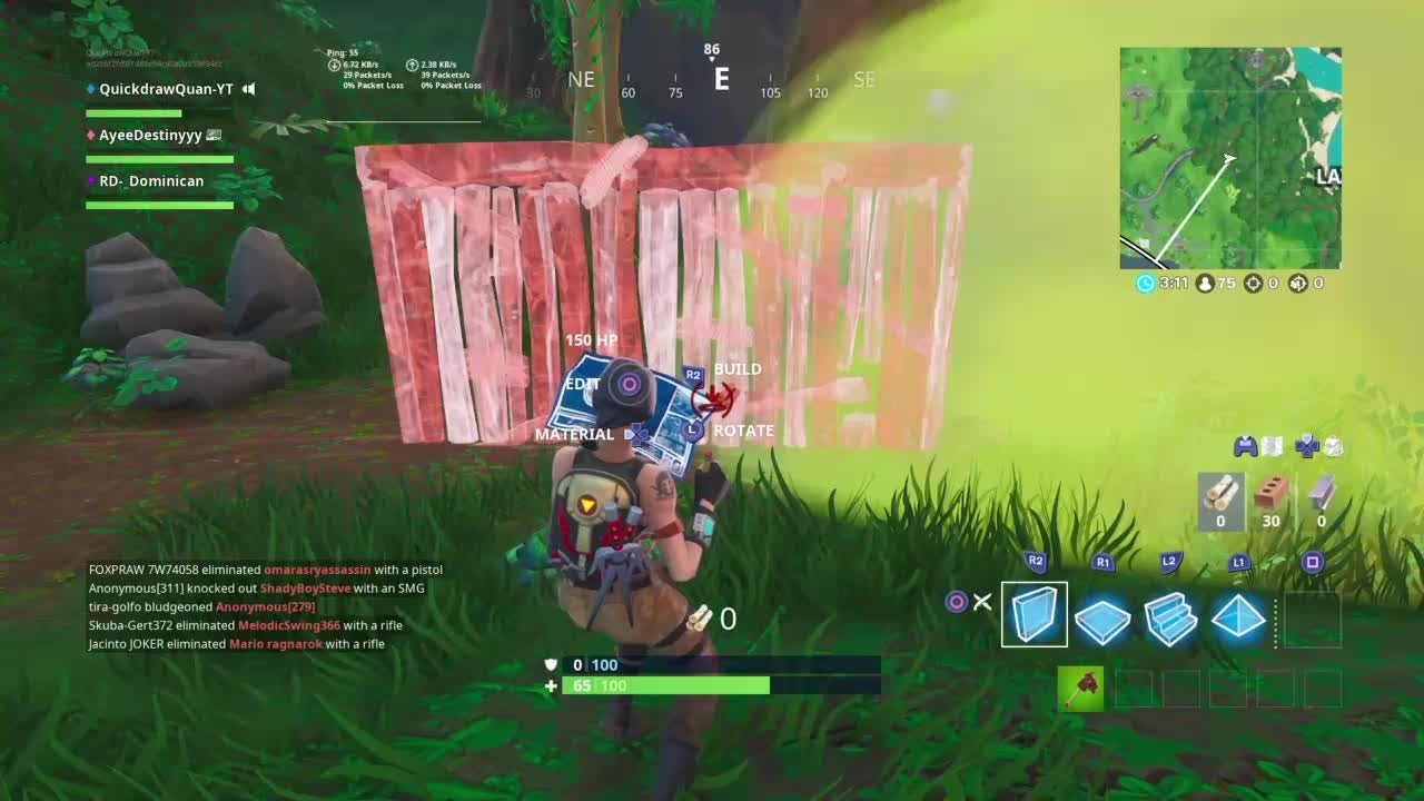 Fortnite: Battle Royale - Toxic Toxic Toxic 😮🐐 video cover image 0