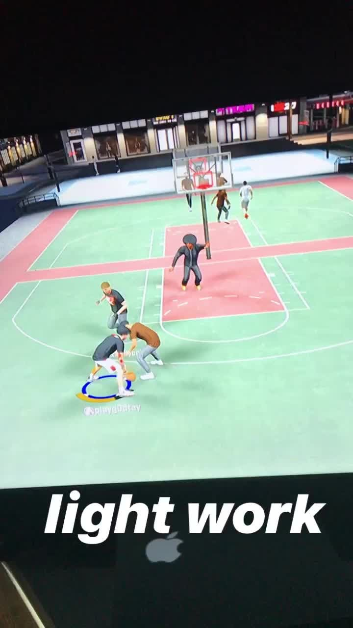 NBA 2K: General - who tryna run video cover image 1
