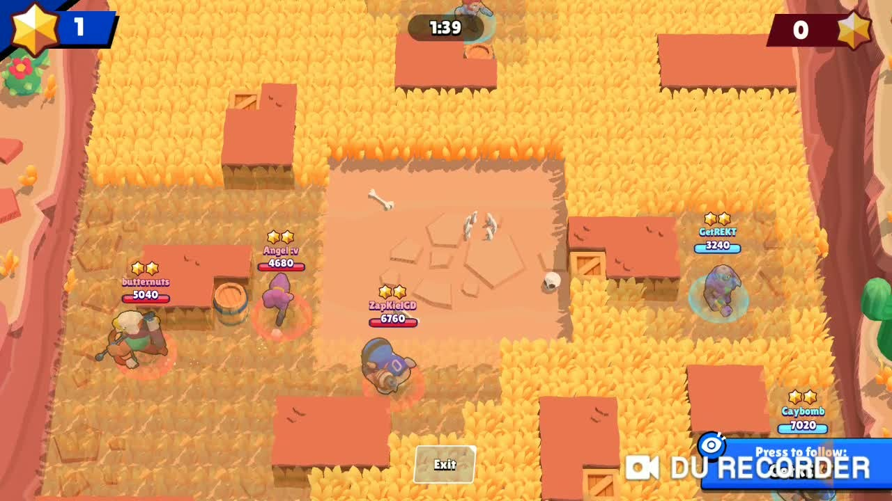 Brawl Stars: General - Lol when u think ur team is smart Sorry for the volume video cover image 1