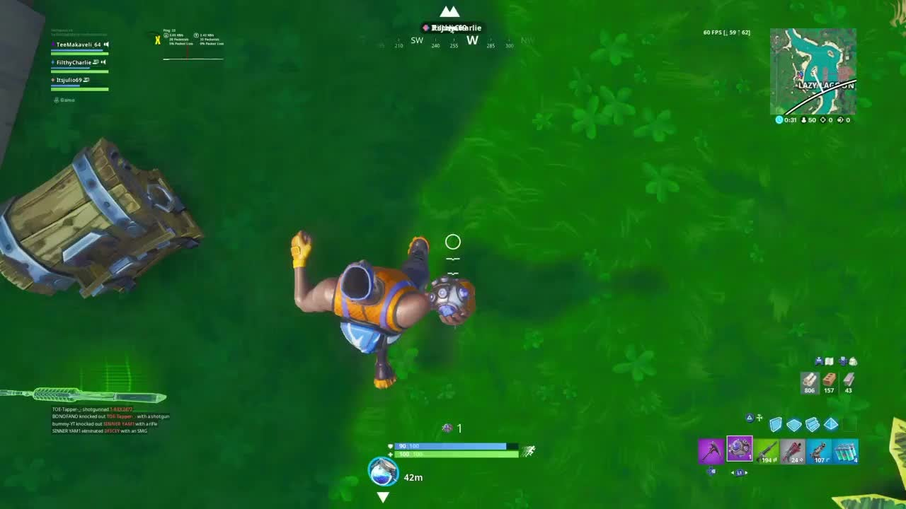 Fortnite: Battle Royale - They Finally Brough Back Trios But ... 😅 video cover image 2
