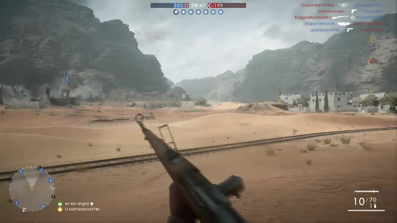 Battlefield: General - Battlefield 1 mini clips from awhile ago  video cover image 0
