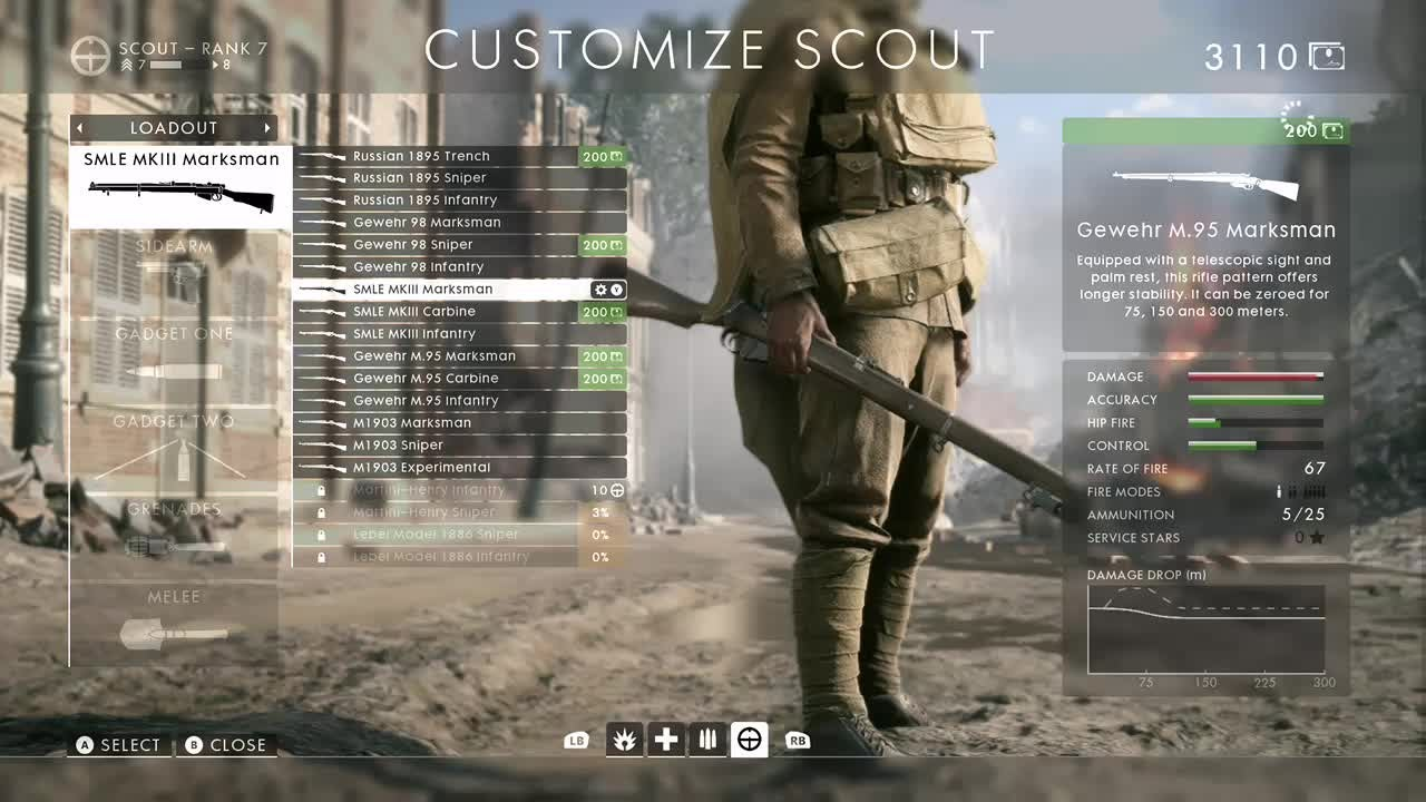 Battlefield: General - Battlefield 1 mini clips from awhile ago  video cover image 2