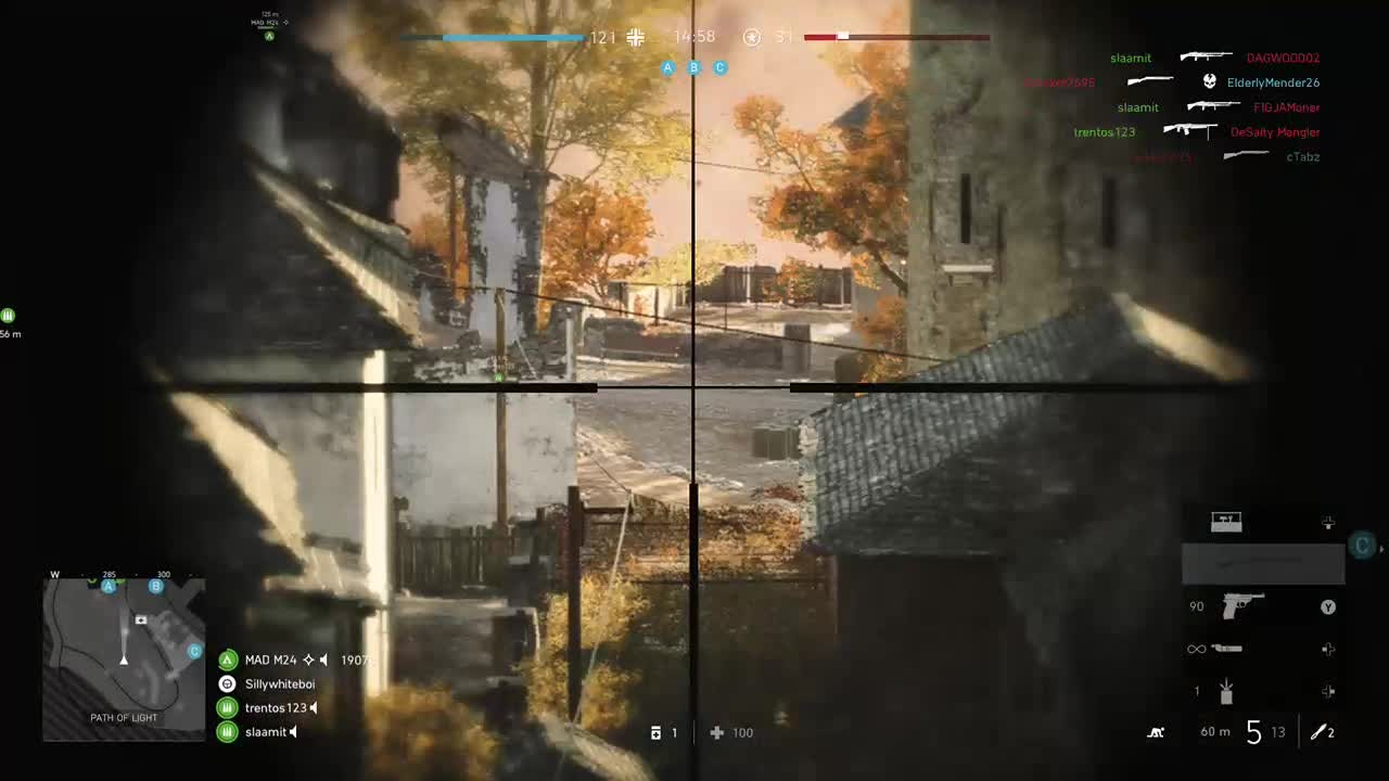 Battlefield: General - Quick scope or not?  video cover image 1
