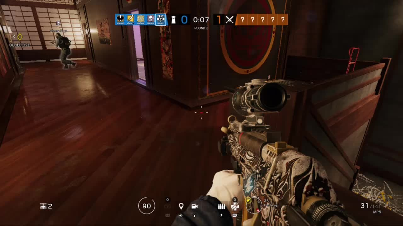 Rainbow Six: Memes - Teammate takes the spawn peak but I still get the one tap🙊 video cover image 0