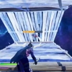 The best console player on moot!? #fortnite #gaming
