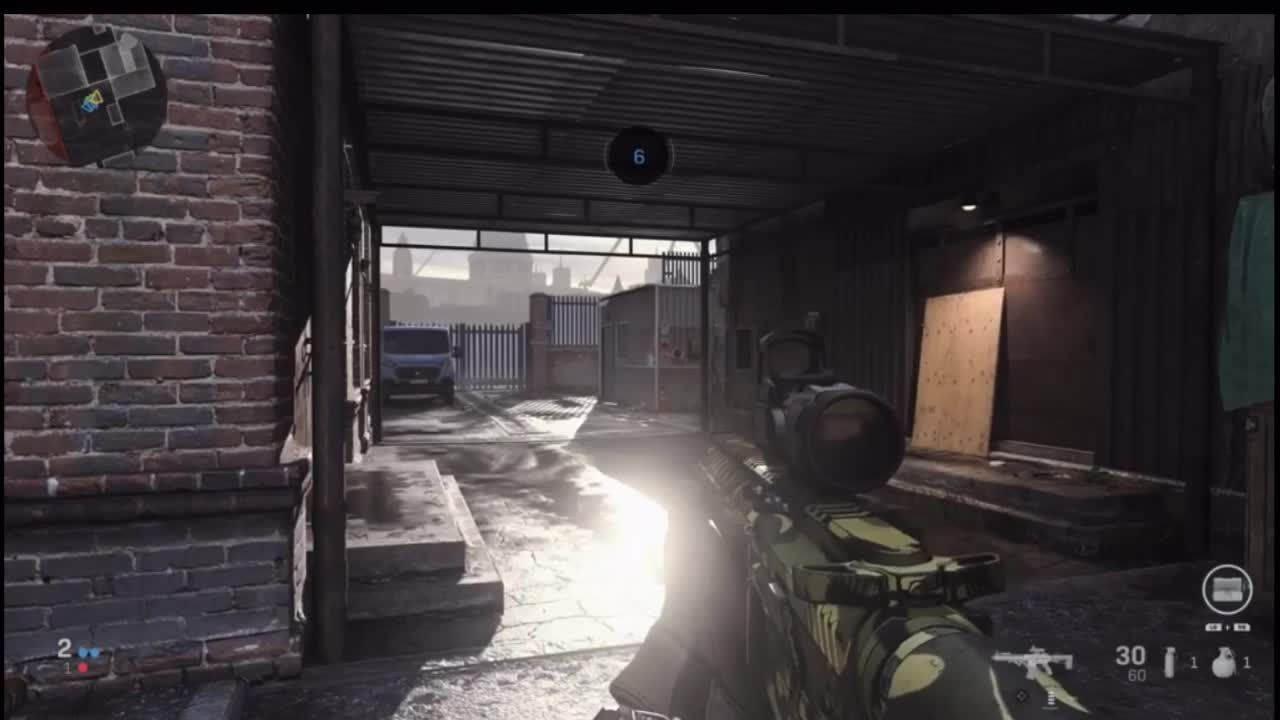 Call of Duty: POTG - The Grenade from Heaven! #POTG video cover image 1