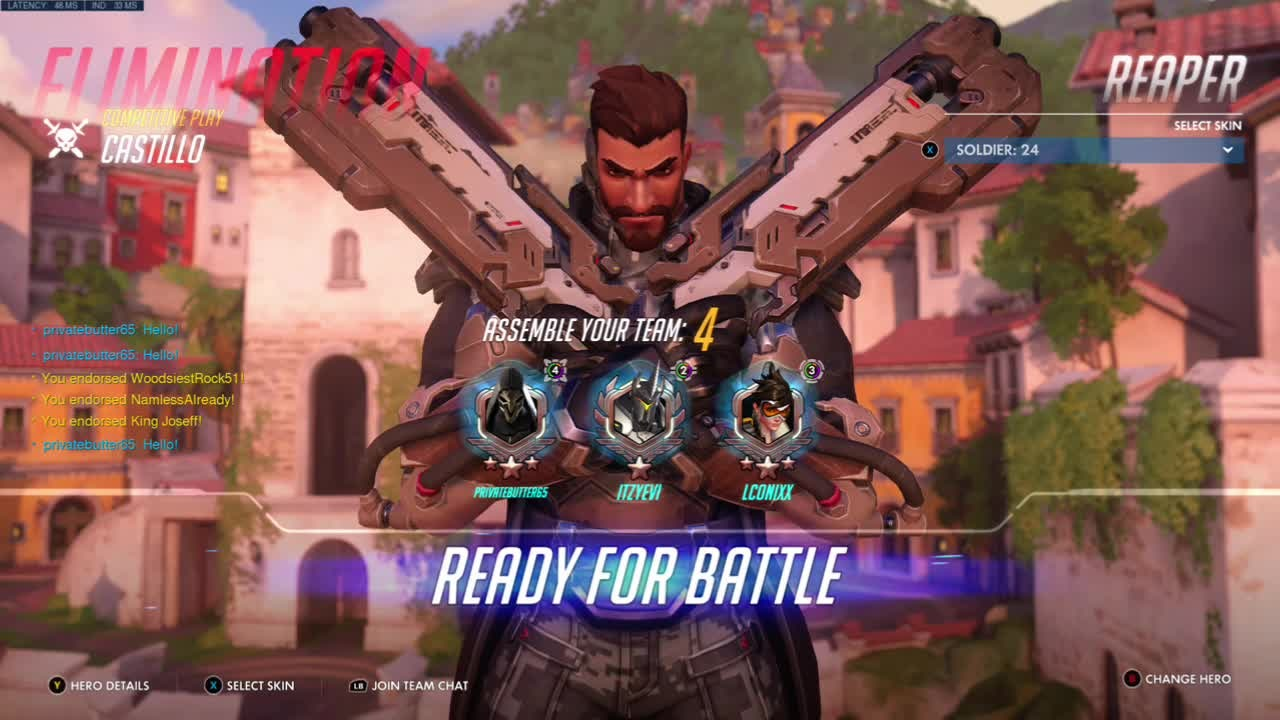 Overwatch: General - I has my moments video cover image 0