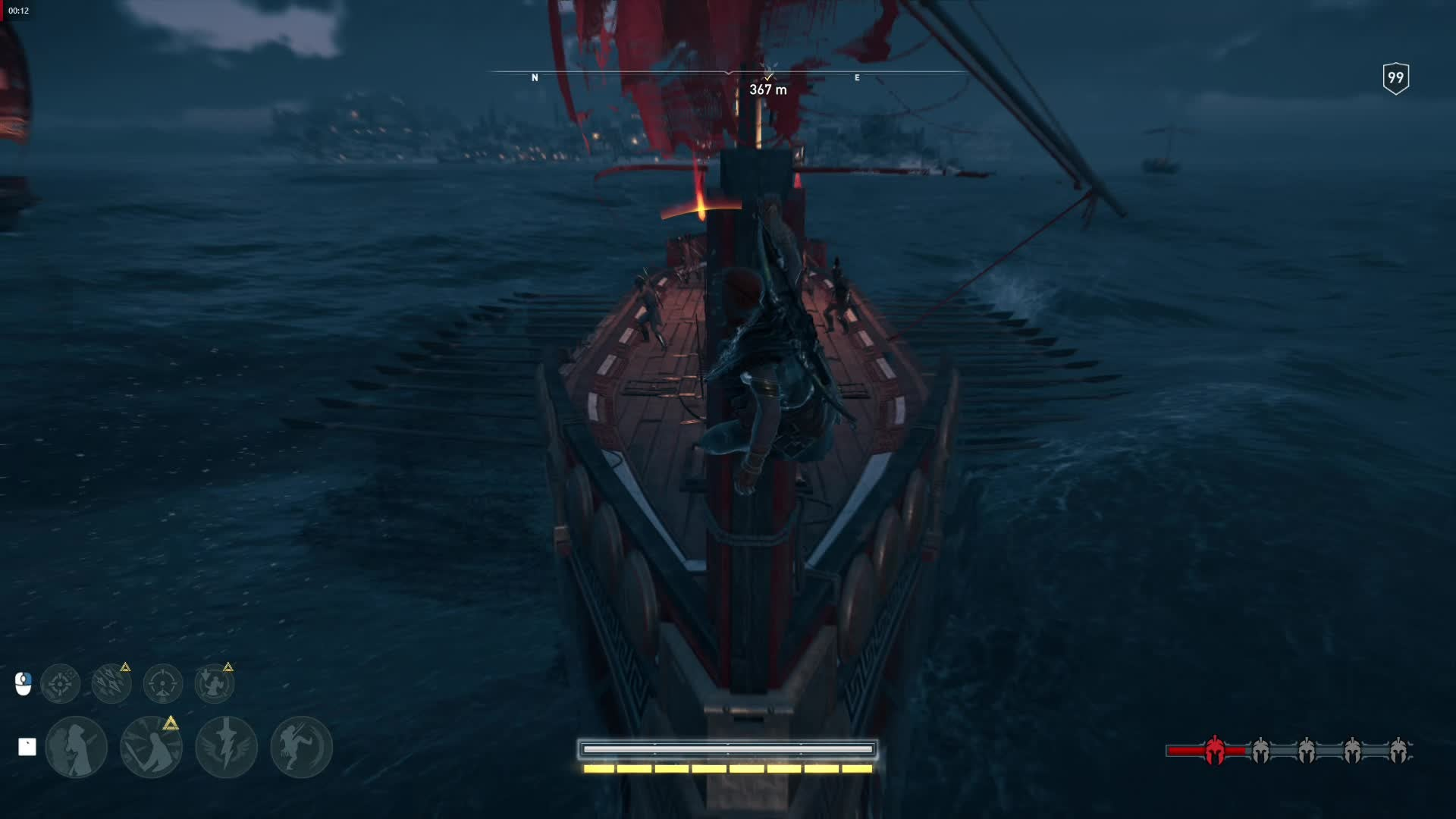 Assassin's Creed: General - Best way to board a ship :D video cover image 0