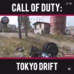 Call of duty Tokyo drift ❄️