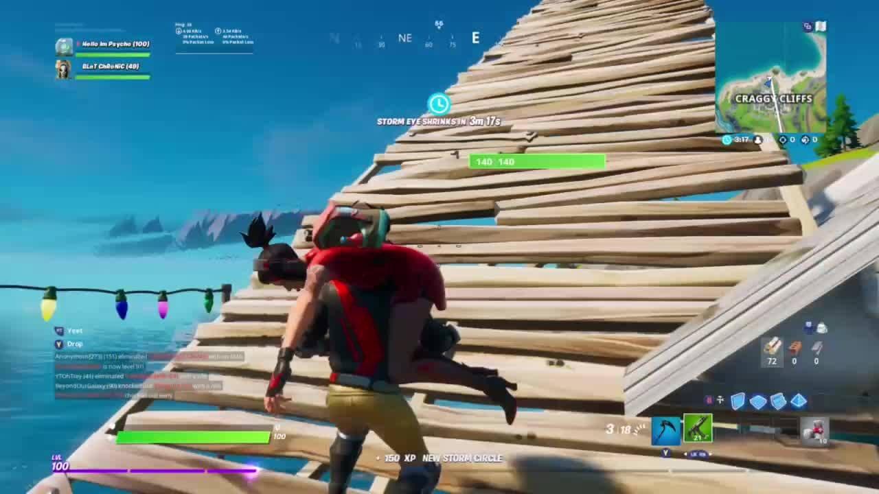 Fortnite: Battle Royale - Nice To YEET You 😂 video cover image 1