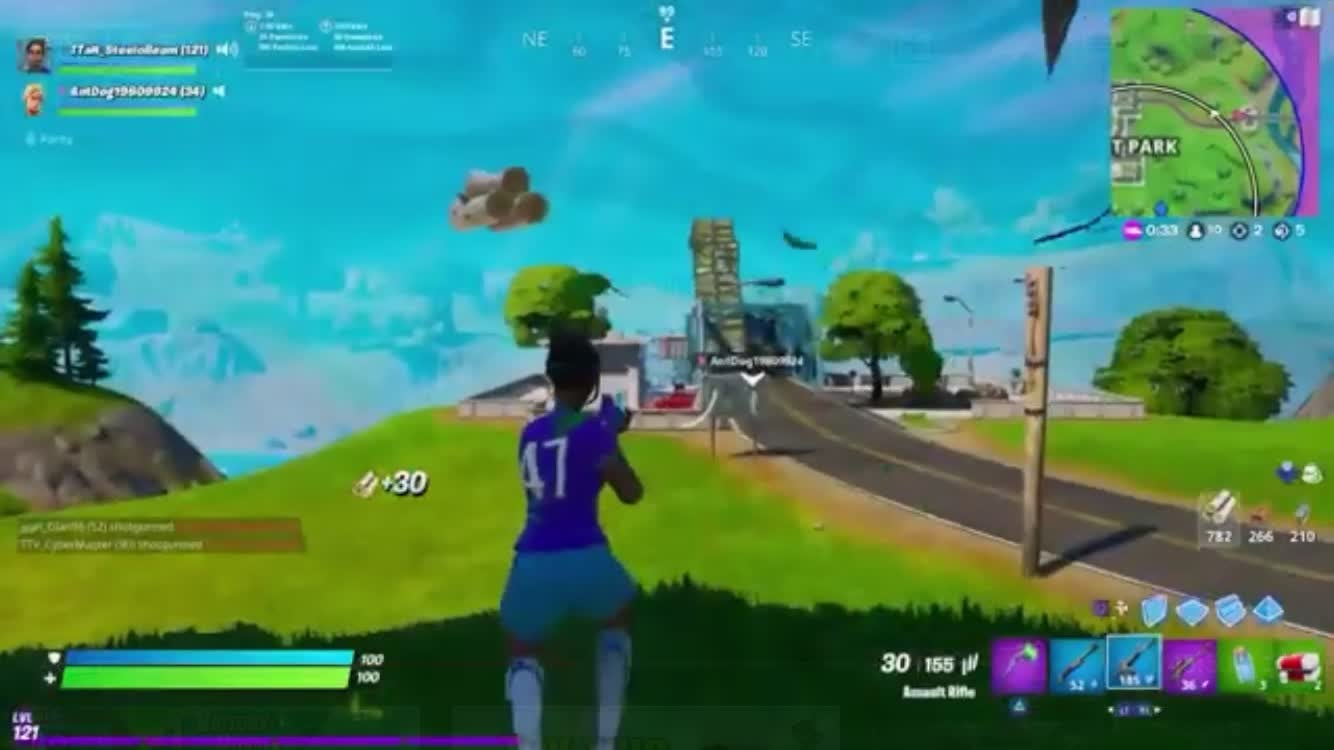 Fortnite: Battle Royale - Easy 3 Piece ⚔️ video cover image 0