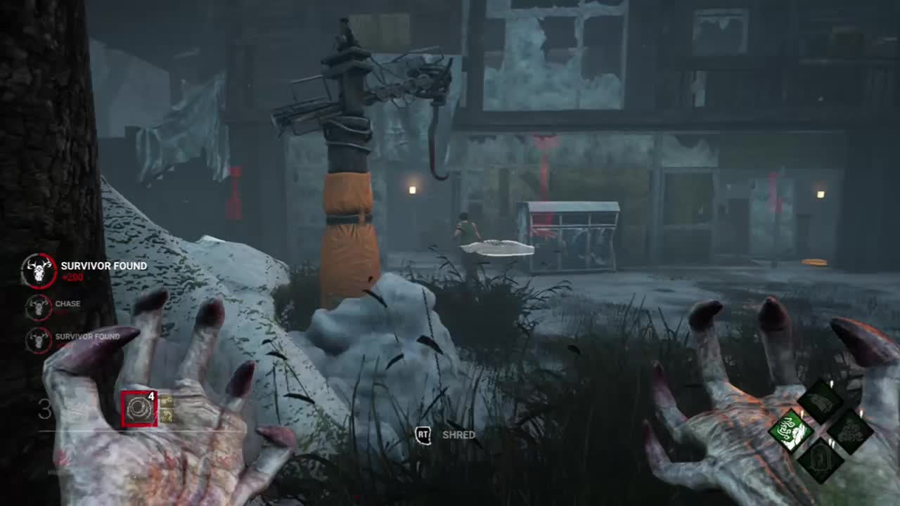 "Dead by Daylight: General - This is me outplaying this ""sneaky"" Nea.  video cover image 1"