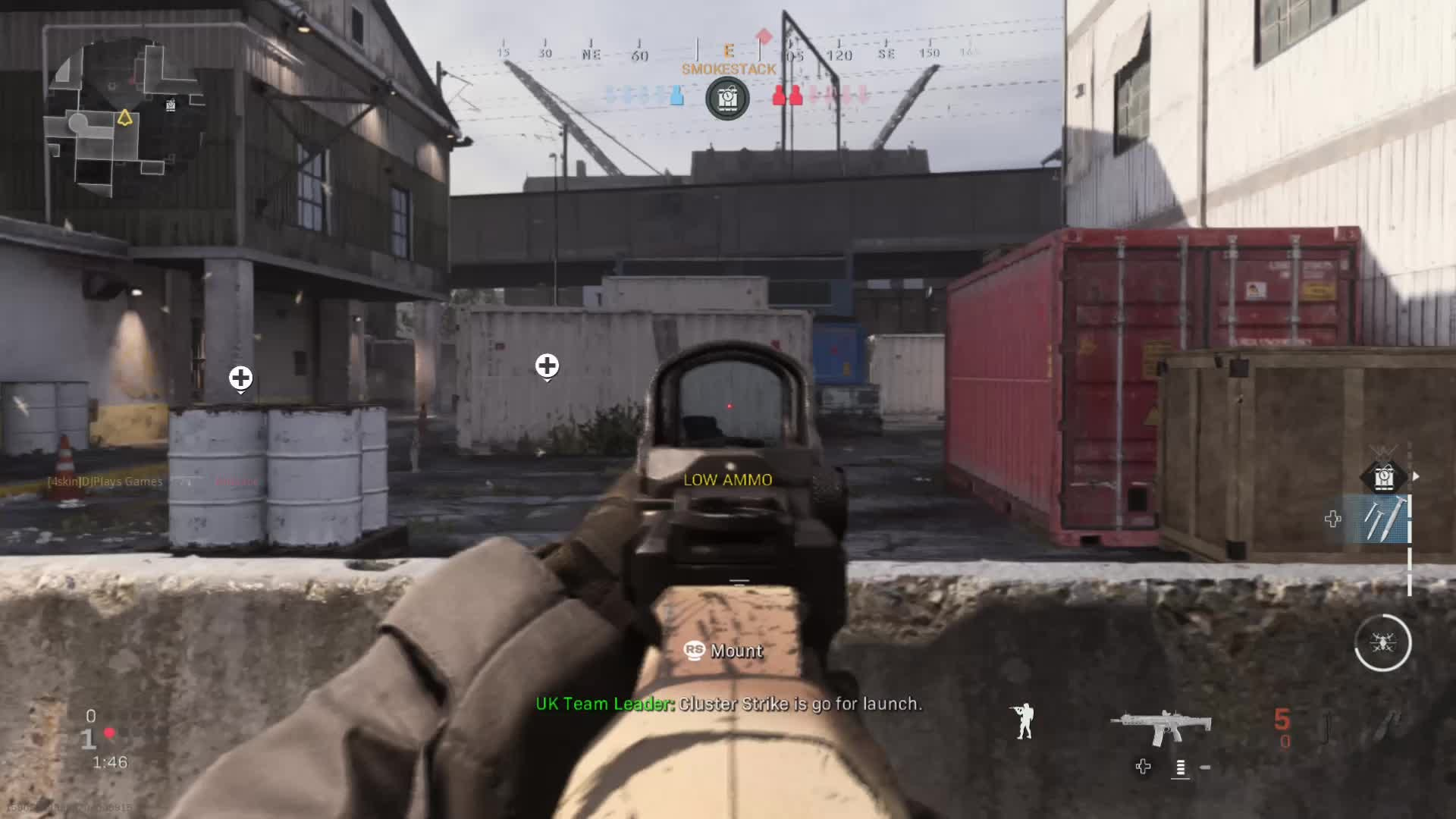 Call of Duty: POTG - Cyber Attack 1 v 3  video cover image 1