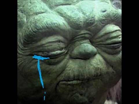 Entertainment: Memes - Yoda tries to find someone video cover image 0