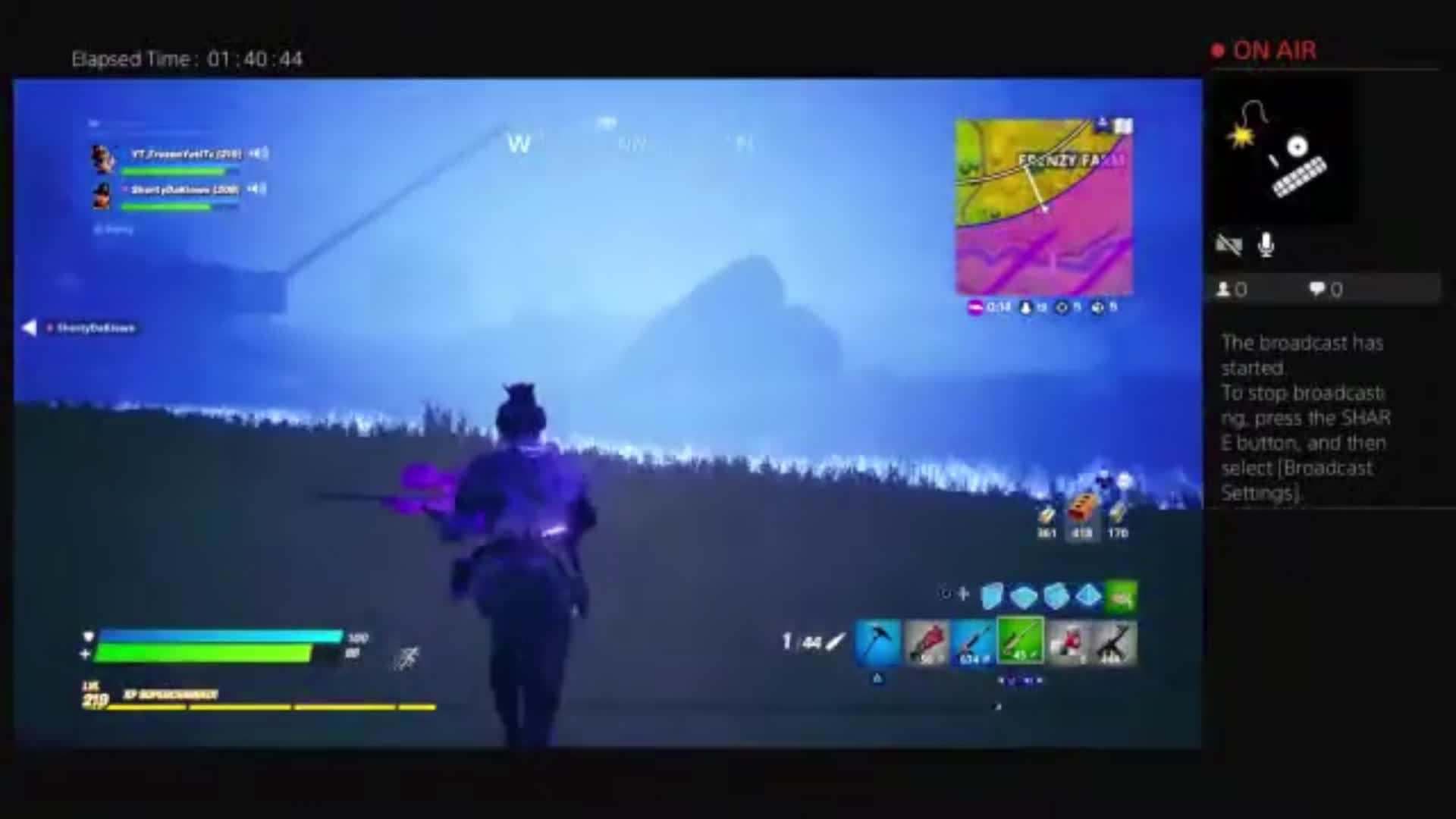 Fortnite: Battle Royale - Wish I could post the whole thing lol video cover image 0