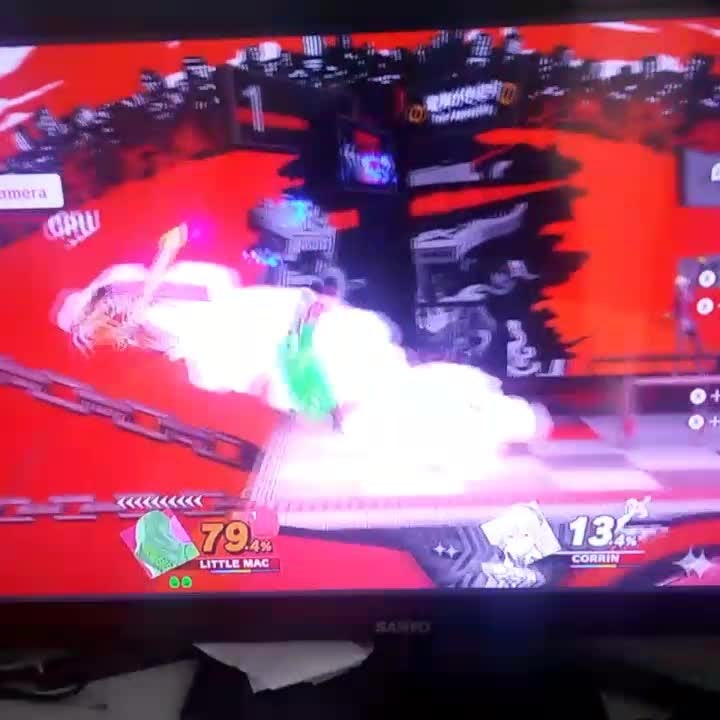 Super Smash Bros: General - lvl 8 CPU pulls a big brain video cover image 0