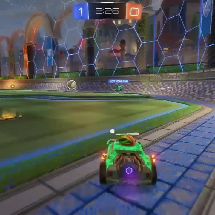 Rocket League: General - Rocket league  video cover image 0