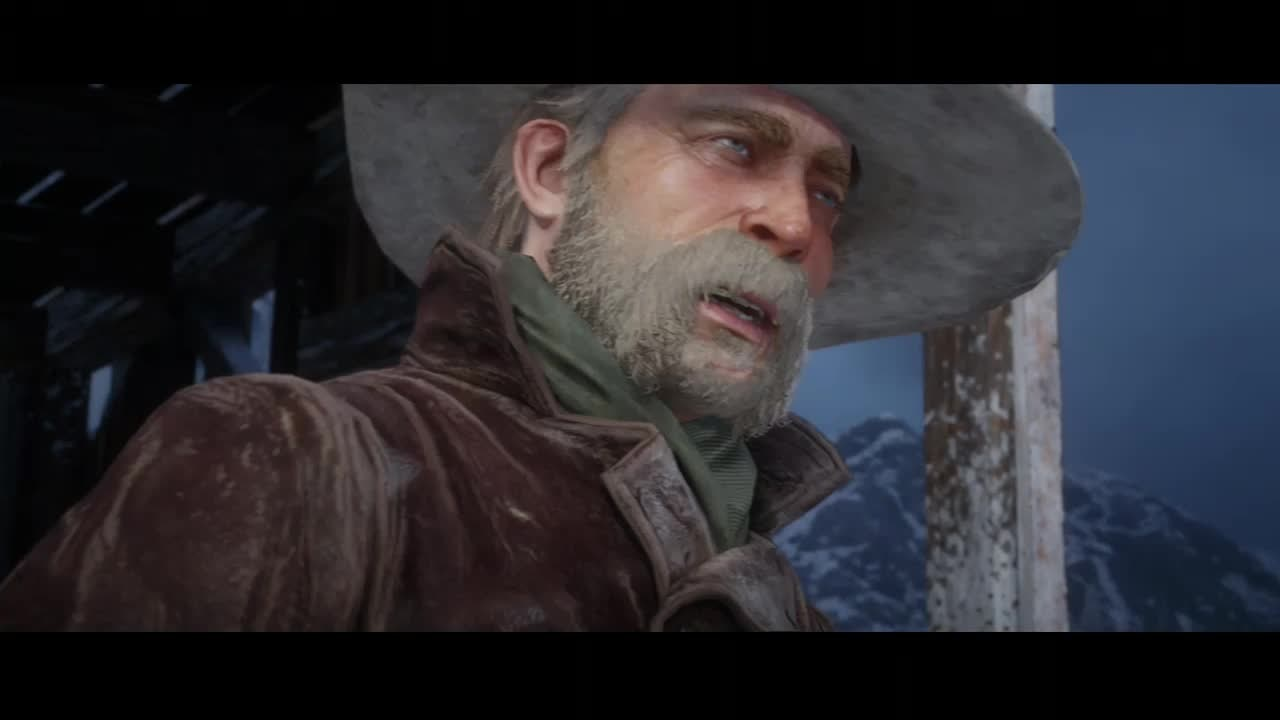 """Red Dead Redemption: General - Spoilers, but also the most """"I give up"""" funny death. video cover image 0"""