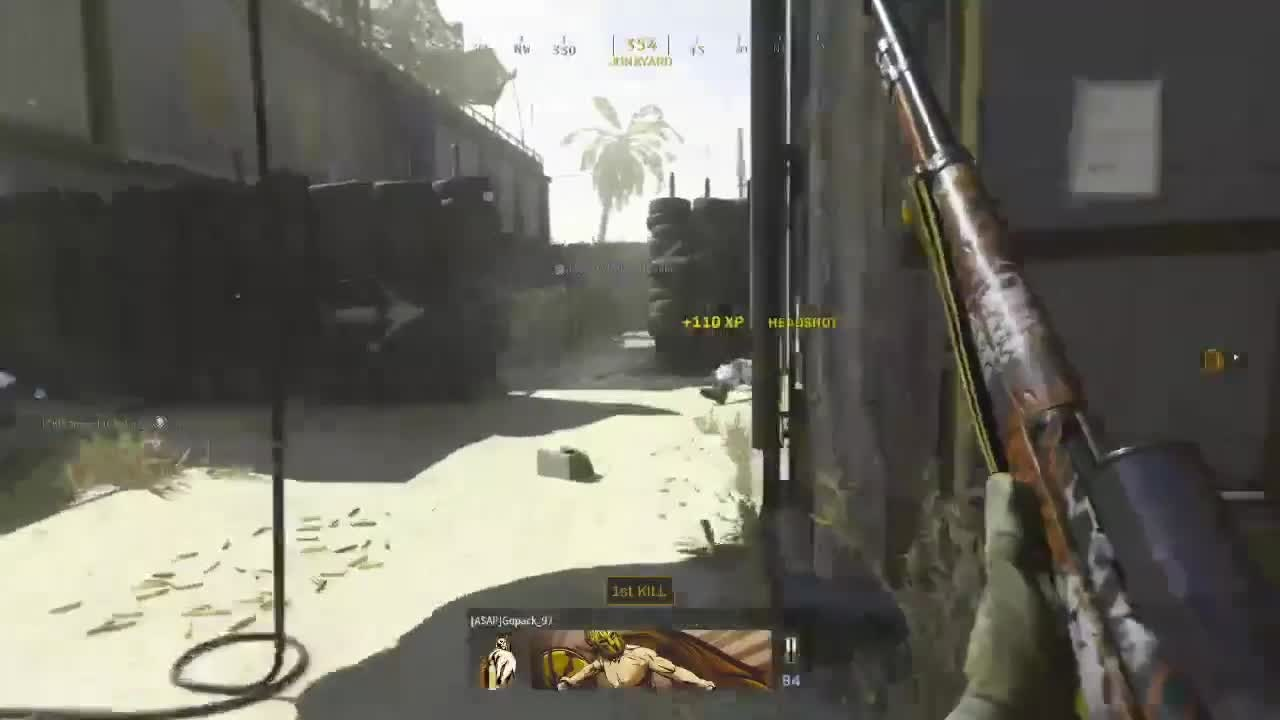Call of Duty: POTG - 3 piece with a side of umad bro? video cover image 1