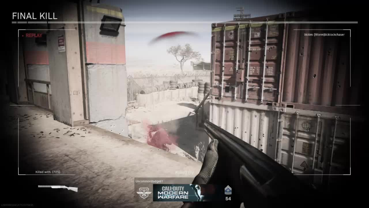 Call of Duty: POTG - Got luck he missed. video cover image 0