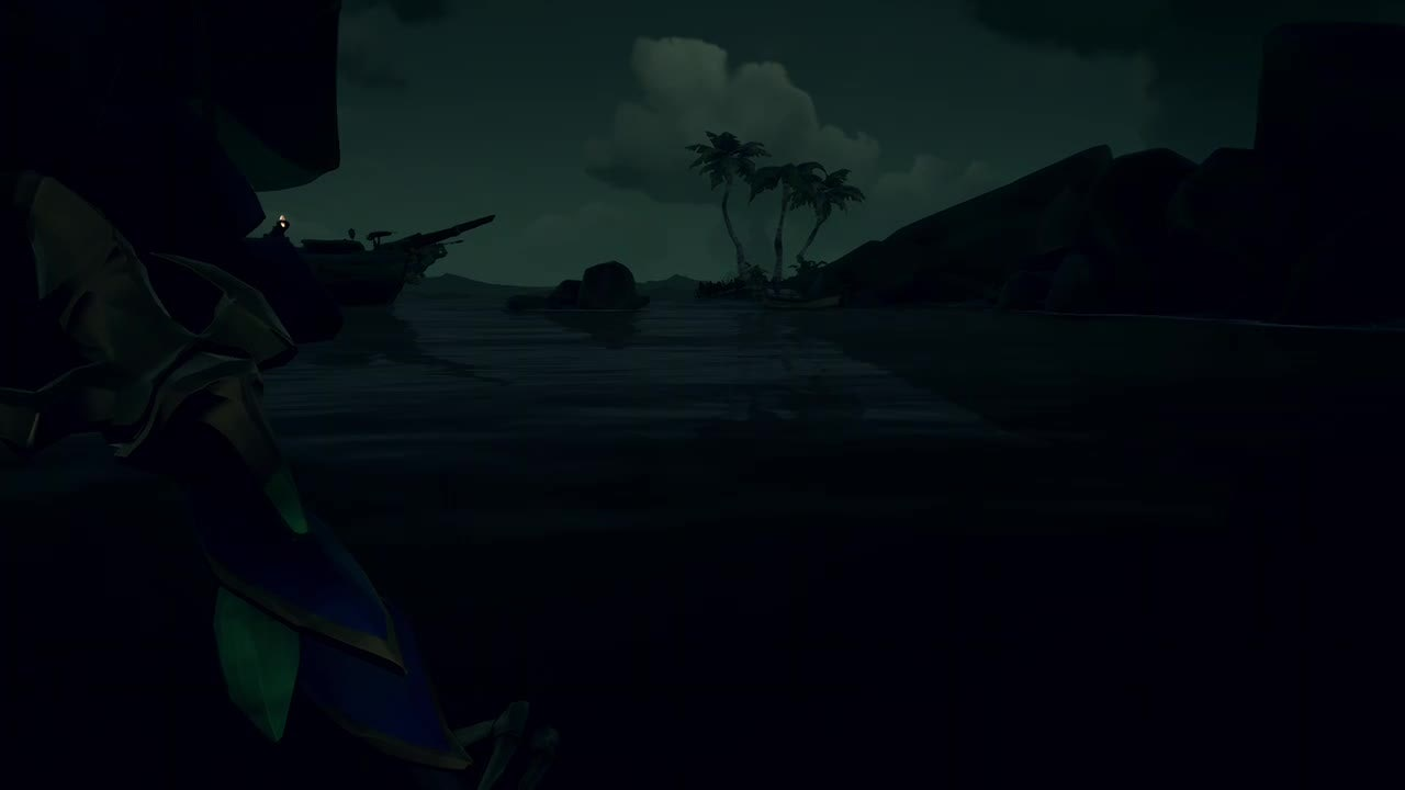 Sea of Thieves: General - Sea of Thieves is not a game to play alone in the dark video cover image 0