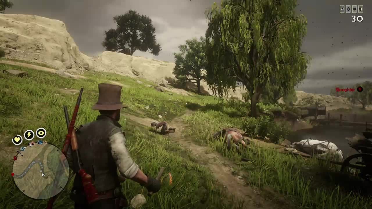 Red Dead Redemption: General - Just die already video cover image 0
