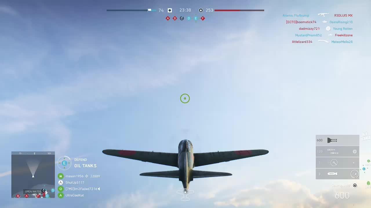 Battlefield: General - Plane bomb tank kill video cover image 0